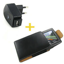 NAVI TASCHE CASE USB NETZTEIL Garmin Dezl 560LT nüvi 1440 1450T 1490T pro