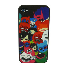 Iskin-aura-Happy Friends Edition-ultra slim-funda-iPhone 4 4s