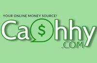 Cashhy.com - Premium .com 6 Letter Brandable Domain Name - Money, Cash, Coins
