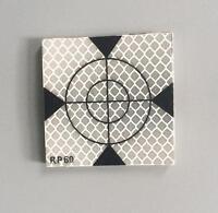 20pcs 60 x 60 mm NICE Super Power  REFLECTOR SHEET Reflective Target Tape