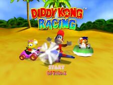 Diddy Kong Racing PAL N64 Complete