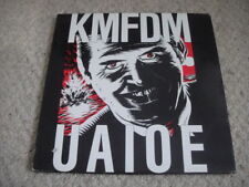 KMFDM ‎– UAIOE Wax Trax! Records ‎– WAX 7083 USA