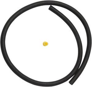 Power Steering Return Hose-Bulk Power Steering Hose (4-Ft. Length) Gates 350020