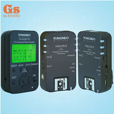 Yongnuo YN-622N-TX controller + 2PCS YN-622N II TTL Transceiver for Nikon