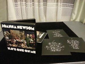 Joanna Newsom - Have One on Me (3 CD BOX SET NEW UNSEALED).....£10.95  FREEPOST