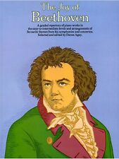 The Joy Of Beethoven Learn to Play Christmas Present Gift MUSIC BOOK Piano