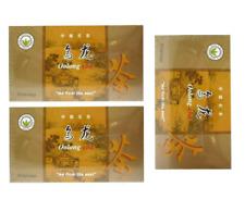 Nutri-Leaf Oolong Cha Tea 3 x 25 Bags (Huge 75pk!) Premium Grade