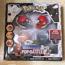 POKEMON pop n battle rivalry pack game pidove vs darmanitan