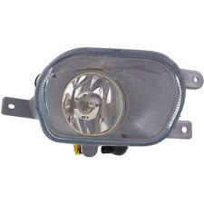Clear Lens Fog Light For 2003-14 Volvo XC90 RH CAPA Plastic Lens w/ Bulb