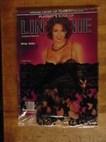 Playboy's Lingerie November December 2001 Factory Sealed       #10711+