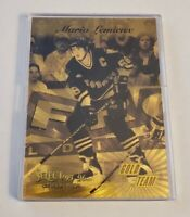 B2,148 - 1995-96 Select Certified Gold Team #3 Mario Lemieux Penguins
