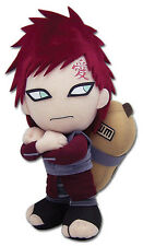 "NEW Official 8"" Gaara Stuffed Plush Doll - Naruto Shippuden by Great Eastern"