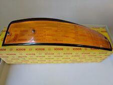 PORSCHE 911 912 NOS NEW TURN SIGNAL LIGHT LENS RIGHT 91163194800 S T E 911S 911E