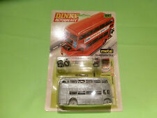DINKY TOYS ACTION  KIT - ROUTEMASTER BUS  1017  -  THE BLISTER  IS UNOPENED