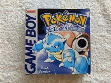 NINTENDO GAME BOY - POKEMON BLUE (BOXED)