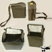 4 Original Bundeswehr Kunststoffbox mit Tragegurt Dekontaminationbehälter !