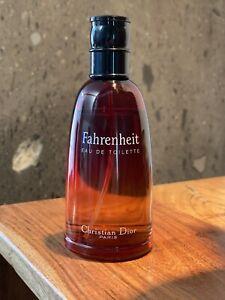 Dior Fahrenheit Vintage Men's. 3.4 oz Eau de Toilette.