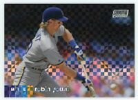 ROBIN YOUNT 2020 Topps Stadium Club Chrome XFRACTOR #315 Milwaukee Brewers HOF