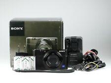 Sony Cyber-shot DSC-RX100  20.2 Megapixel >>>Gebrauchtware vom Fachhändler<<<