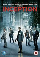 Inception [DVD] [2010] [DVD][Region 2]