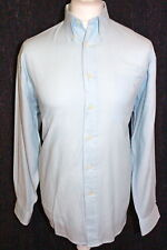 BS by BEN SHERMAN - Mens Blue Long Sleeved Shirt Size 16