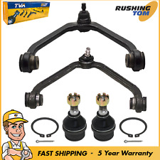 4Pc Front Upper Control Ball Joint Kit for Ford Explorer Sport Trac Torsion Bar