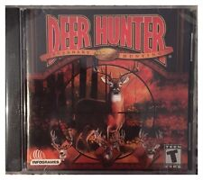 Deer Hunter 2003 Legendary Hunting Pc Brand New Sealed Free US Shipping Nice
