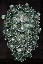 New listing Greenman Architectural Celtic Myth Pagan Garden 10008