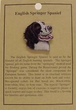 English Springer Spaniel Dog Hat Pin Lapel Pins