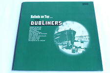 Ballads on Tap ... (1975) The Dubliners (BI 15166) LP Mint