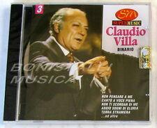 CLAUDIO VILLA - BINARIO - CD Sigillato Super Music Vol. 3