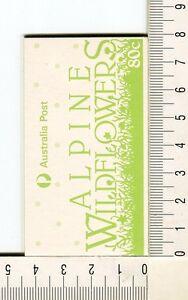 41159) AUSTRALIA 1986 MNH** QEII Alpini Flowers Scott#996a