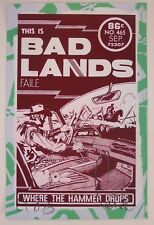 This is Bad Lands by Faile