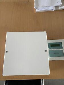 Abus Terxon X Alarmzentrale, inkl. LCD Bedienteil mit Anleitungen