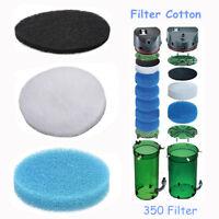 Aquarium Tank Biochemical Cotton Filter Replacement Sponge For EHEIM Classic 350