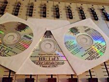 RADIO SHOW: GODDARD'S GOLD 8/13/05 CLASS OF 1967 w/15+INTERVIEWS & 50+ 60/70s