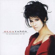Olga Ta n, Olga Tan, Tanon Olga, Olga Tanon - Te Acordaras de Mi [New CD] Manu