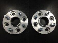 Custom Hub Centric Wheel Spacers Adapters 4x114.3 12x1.5 15MM HONDA ACURA ACCORD