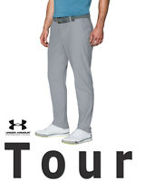 UNDER ARMOUR UA MEN'S TOUR TAPER PANTS GOLF TECH THREADBORNE 1301985-941 32/32