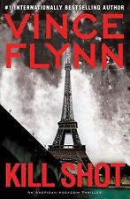 Kill Shot by Vince Flynn (2012, Hardcover)