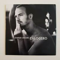 CALOGERO ♦ CD PROMO ♦ DANSER ENCORE