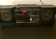 Sharp stereo radio Cassette Recorder GF-330 (BK)