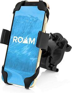 Universal Bike Phone Mount for Motorcycle - Bike Handlebars, Adjustable, Fits Al