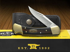BUCK 110 50th Anniversary Diamond Wood Folding Hunter Pocket Knife Stainless