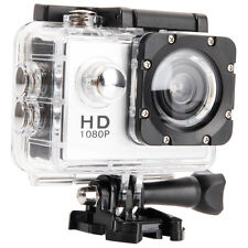 New Waterproof Outdoor Sport Action Bike Car Camera for SJ4000 Silver