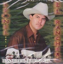 Leonel El Ranchero De Sinaloa  La Del Lunar  CD New