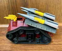 GI Joe Cobra IMP-095 Tank Vehicle Vintage Hasbro 1988 80s ARAH w/ Missiles