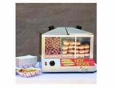 Electric Commercial Hot Dog, Bun Steamer Machine - Concessions, Catering, Party