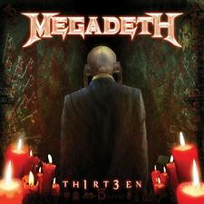 Th1rt3en von Megadeth (2011), Neu OVP, CD