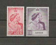 More details for aden 1949  sg 30/31 rsw mnh cat £40.75